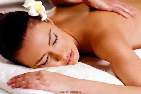 Soul Serenity Complementary Therapies - Full Body Massage or Back, Neck and Shoulders Massage With Reflexology - Save 40%