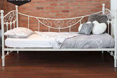 Sonic Online - Antoinette or Chantilly Bed Frame  - Save 50%
