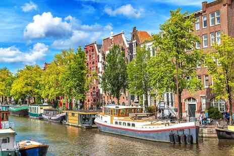 Corendon Vitality Hotel Amsterdam - Two Nigh stay with breakfast and spa access - Save 43%