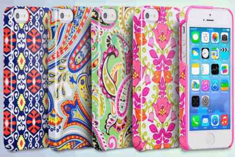 Mobile Star LLC - The Vera Bradley snap On case for iPhone 5/5s  - Save 45%