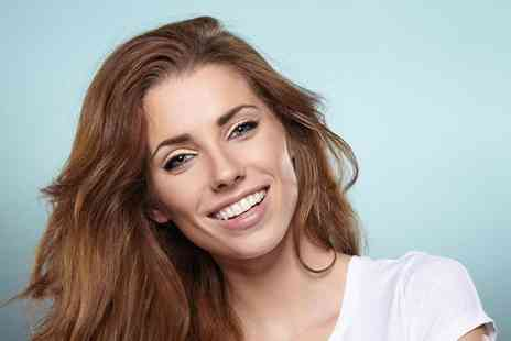 Actualize Clinics - One hour Zoom laser teeth whitening treatment including consultation - Save 72%