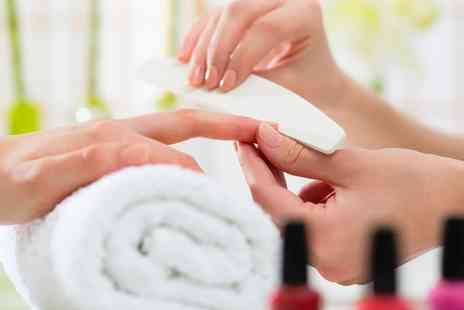 Ricky & Riddhi - Manicure or Pedicure or Both - Save 55%