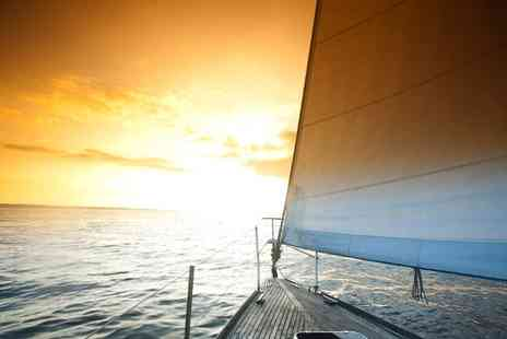 Dream or Two Sailing - Sailing Taster Day With Lunch - Save 49%