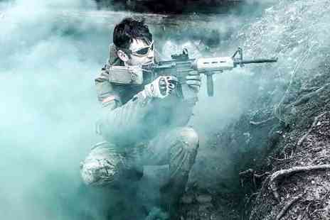 Combat Ready Airsoft -  Two Hour Combat Experience - Save 44%