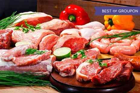 JS gourmet foods - Barbecue Meat Pack - Save 41%