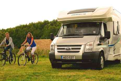 Unbeatable Hire Motorhomes  - Three or Seven Night in a motorhome for up to six - Save 41%