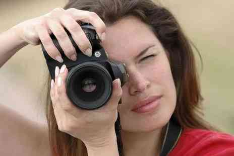 Institute of Professional Photography - Three Hour Digital SLR Photography Course for One - Save 72%