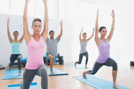 Laura Spinney - Ten Fitness Class Passes for Yoga and Pilates - Save 63%