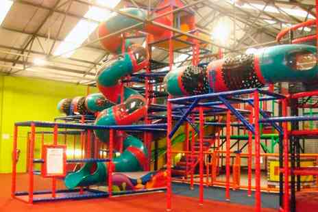 Wibbly Wobbly World of Play - Soft Play For One - Save 49%