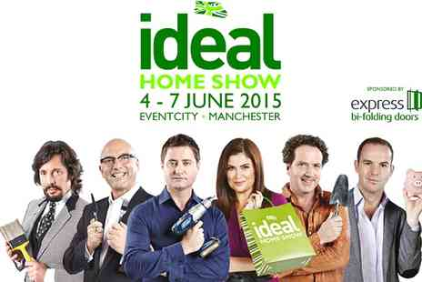 Ideal Home Show - Entry to The Ideal Home Show For Two and Ideal Home Magazine - Save 52%