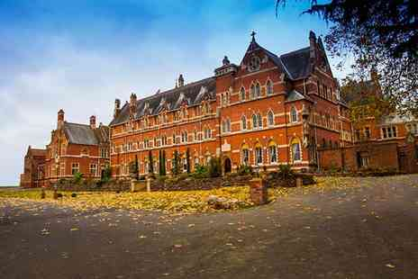 Stanbrook Abbey - Four Course Meal and Guided Tour For Two - Save 30%