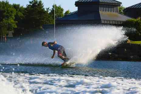 CN Watersports - Waterskiing or Wakeboarding Introduction For One - Save 30%