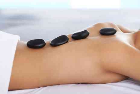 Butterflies Beauty - Hot Stone Massage Plus Facial and Head Massage  - Save 75%