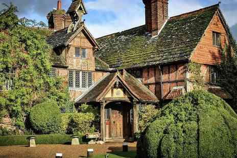 Langshott Manor - One Night Stay For Two With Breakfast - Save 22%