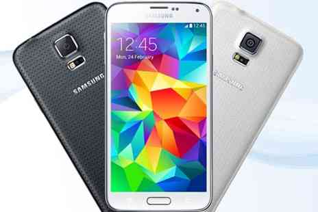Smart Cherry mobiles - Samsung Galaxy S5 UNLOCKED - Save 37%