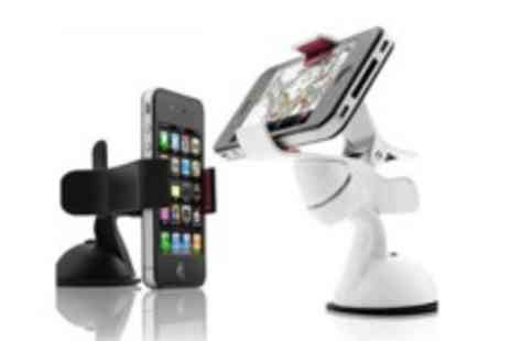 Unusual Giftz - Universal car phone holder - Save 75%