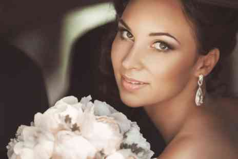 About Hair and Beauty - Bridal wedding day make up package including consultation and trial run Hyndland - Save 0%