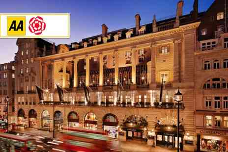 Le Meridien Piccadilly Hotel - Three course meal and Prosecco for two  - Save 0%