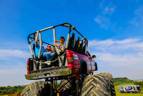 Wicked Adventures - Monster truck ride experience for one  - Save 51%