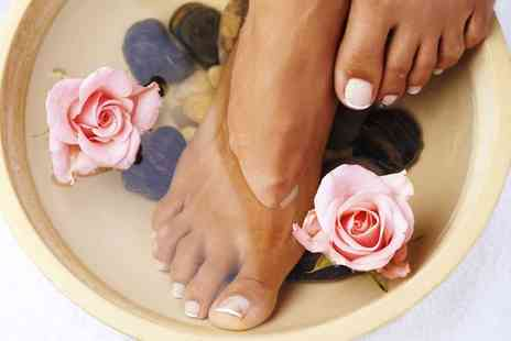 TheThe Foot Parlour - One Hour Chiropody Treatment - Save 63%