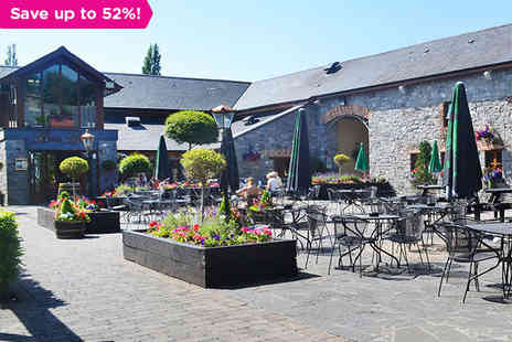 The Court Yard Hotel - One night  Four Star Stay with Dinner in Kildare - Save 51%