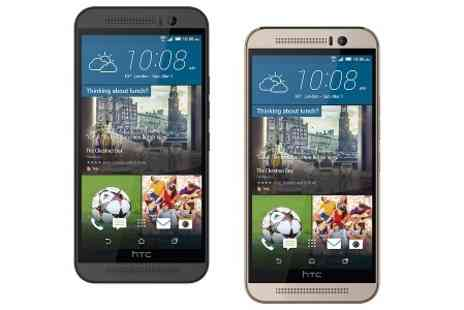 Mobile Phones Direct - HTC One M9 for £9.99 on 24-Month EE Network Contract Free Delivery - Save 0%