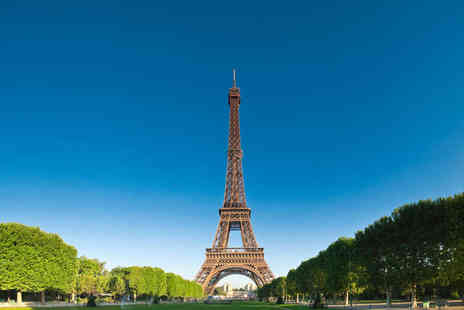 Golden Tours - Day Trip to Paris with Open Bus Tour - Save 24%