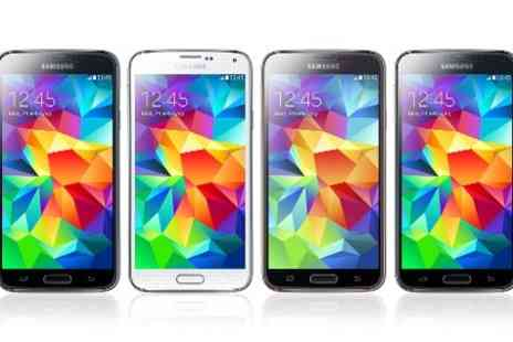 Mobile Phones Direct - Samsung Galaxy S5 Free Delivery - Save 0%