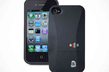Unusual Giftz - Dual Sim Case for iPhone 4 and iPhone 4S - Save 0%