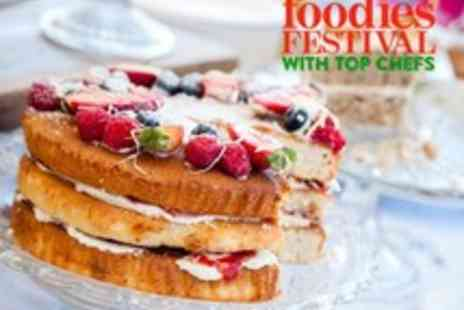 Foodies Festival - Two Tickets to Foodies Festival with VIP Option - Save 41%