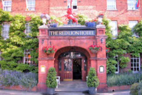 The Red Lion Hotel - Oxfordshire Afternoon Tea or Three Course Lunch - Save 30%