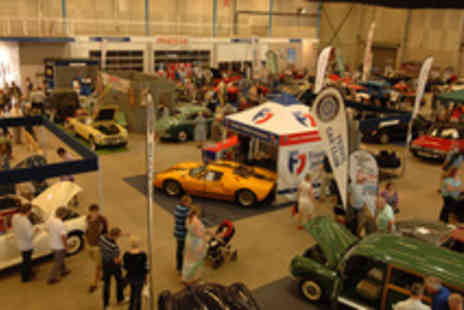 Bristol Classic Car Show - Tickets to Bristol Classic Car Show - Save 27%