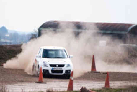 Langley Park Rally School - Eight Lap Rally Car Driving Experience Plus One Demo Lap - Save 62%