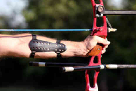 On Targett Events - Two Hour Archery and Laser Clay Shoot Experience - Save 60%