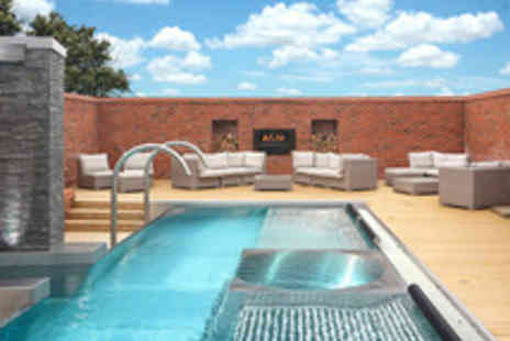 Y Spa -  - Sundowner Spa Experience with Wine and Dining for Two  - Save 29%