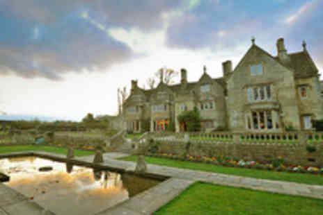 Luxury Family Hotels - Gourmet Cotswolds Country Estate Break with Prosecco - Save 32%