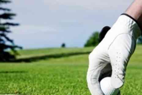Chandlers Ford Golf Academy - Golfing Experience With 432 Balls Plus Food and Drink - Save 71%