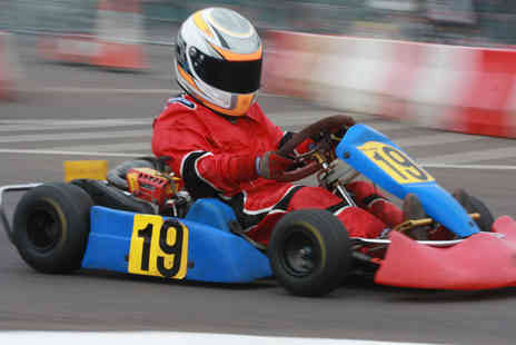 Indoor Super Karting - 30 Laps at Indoor Super Karting - Save 62%