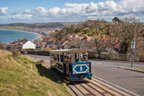 Evans Hotel - Relaxing Welsh Seaside Escape in Conwy County with a Welsh Tea - Save 56%