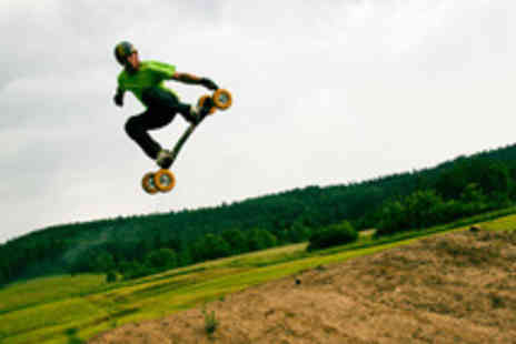 Hales Board and Bike Park - Two Hour Mountain Boarding Experience - Save 64%