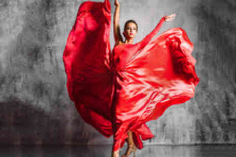 Salvador & Amanda - Spanish Flamenco Fiesta with Tapas, Cava and Live Music for Two  - Save 57%