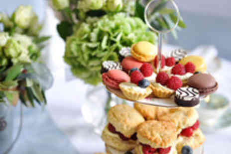 The Corinthian Restaurant - Afternoon Tea with Sparkling Wine for Two - Save 56%