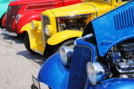 Bath Festival of Motoring  - Tickets to the Bath Festival of Motoring - Save 50%
