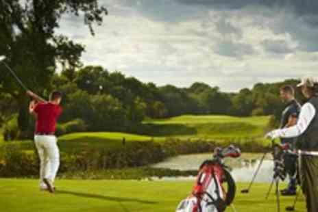 Manor House Golf Club - 18 Holes of Golf with a Bacon Roll and Coffee - Save 42%