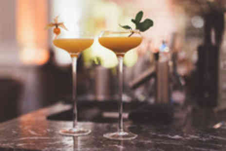 The Andaz Hotel  - Selection of Bar Snacks and Cocktails for Two - Save 46%