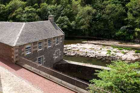 New Lanark Mill - World Heritage New Lanark Riverside Cottage Escape - Save 20%