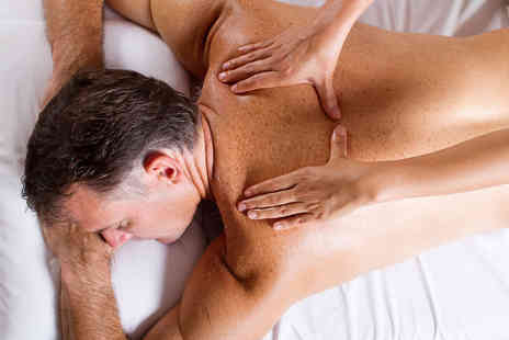 Bedford Chiropractor - A 60 Minute Massage for One  - Save 40%