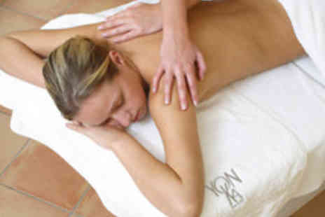 Hellaby Hall Spa - Spa Package with a Choice of Treatment and Afternoon Tea - Save 54%