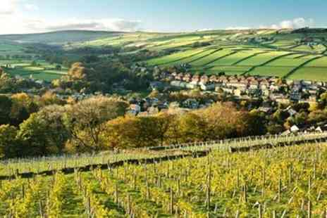Holmfirth Vineyard - Vineyard tour, tastings and afternoon tea for two- Save 42%