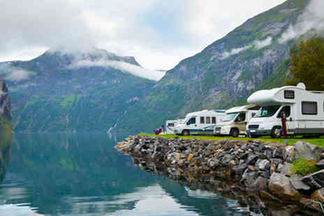 Unbeatable Hire - Three or Seven Night UK Campervan Hire - Save 42%